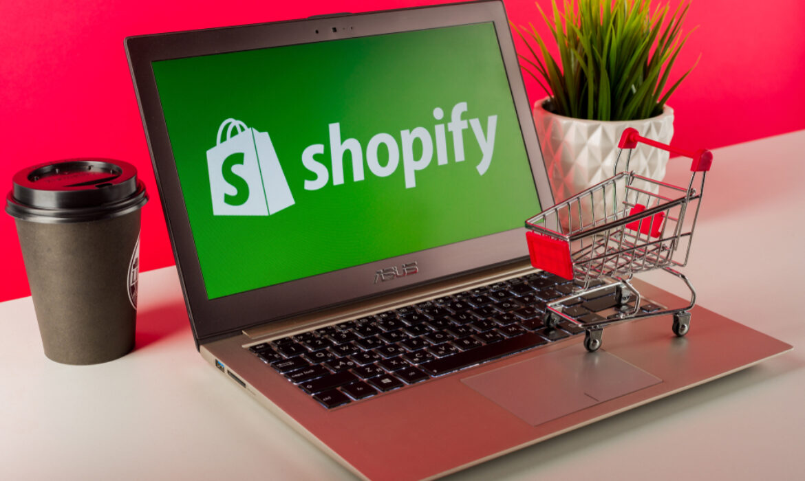 SHOPIFY is The Platform for E-commerce Industry